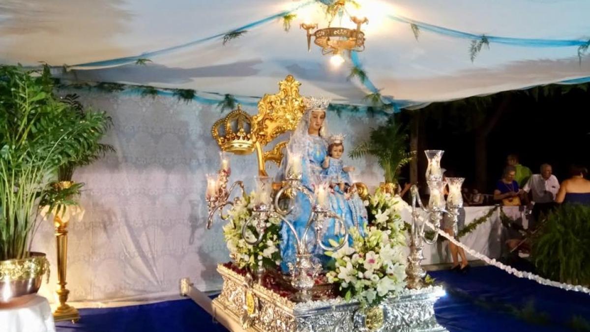 La Virgen en el Parral 2018 bis