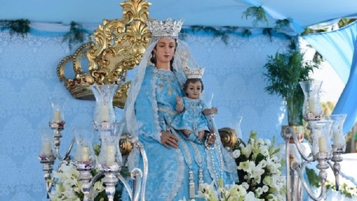 Virgen en el Parral 2018